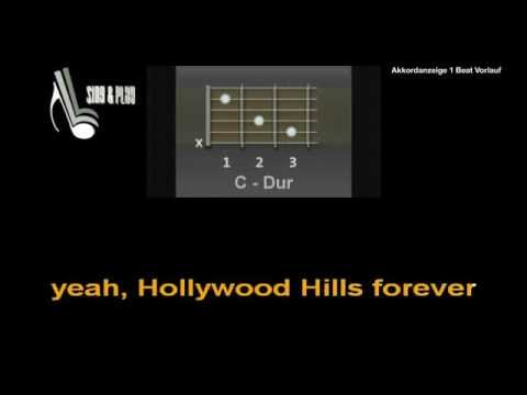 Hollywood Hills - Sunrise Avenue