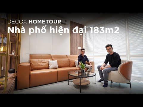 Decox Home Tour - cải tạo nhà phố 183m2 ở quận 5 theo phong cách hiện đại