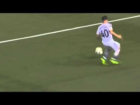 Alan Gordon Goal | LA Galaxy vs Club America | International Champions Cup 2015 HD