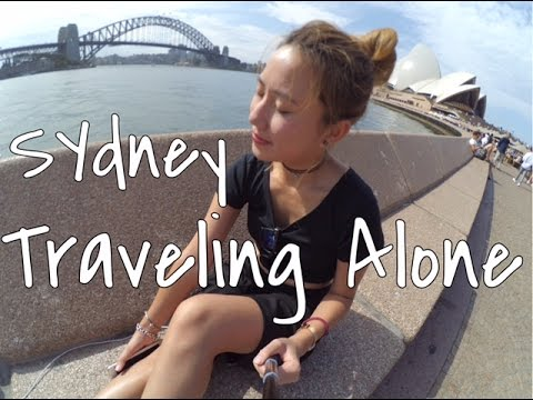 Bella Chong-小妹毒遊澳洲@Sydney (Traveling Alone)Part 1