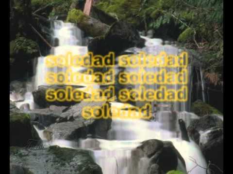 Lisandro Meza - Soledad karaoke (alta calidad de sonido)