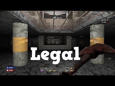 7 Days to Die | PS4 | legal | S3 EP14