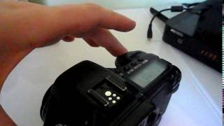 Звук затвора Canon EOS 5D