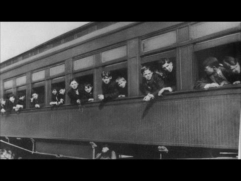 a review of the film the orphan trains They were riders on the orphan trains, the nation's first organized attempt at  foster care thousands came to the plains and grew up as.