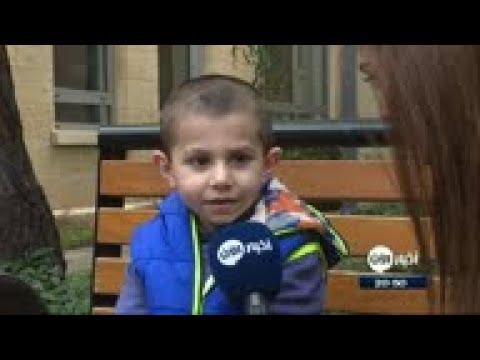 ريال مدريد يحقق حلم طفل لبناني مصاب بسرطان الدم  - 21:23-2018 / 2 / 21
