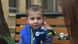 ريال مدريد يحقق حلم طفل لبناني مصاب بسرطان الدم