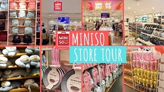 Come shopping with me to miniso! | miniso store tour very cute & affordable everyday use items