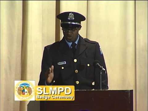 Badge Ceremony: Class 2012-01