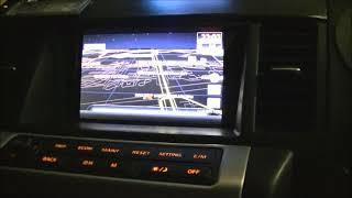 видео Автомобильная мультимедиа CLARION (2007г)