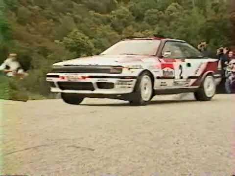 Tour de Corse 1991