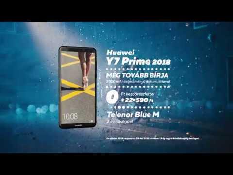 Minden #pörgős pillanatra: Huawei Y7 Prime