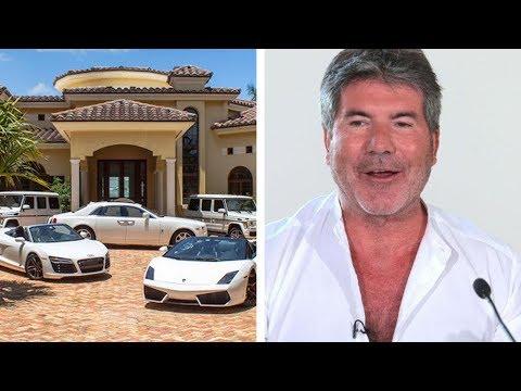 The True Scale Of Simon Cowell's Wealth