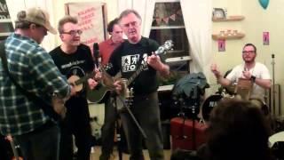 King Courgette - Billy Bones Blues
