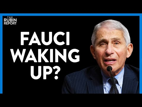 Did Dr. Fauci Just Change His Mind About Masks Mandates?   DIRECT MESSAGE   Rubin Report