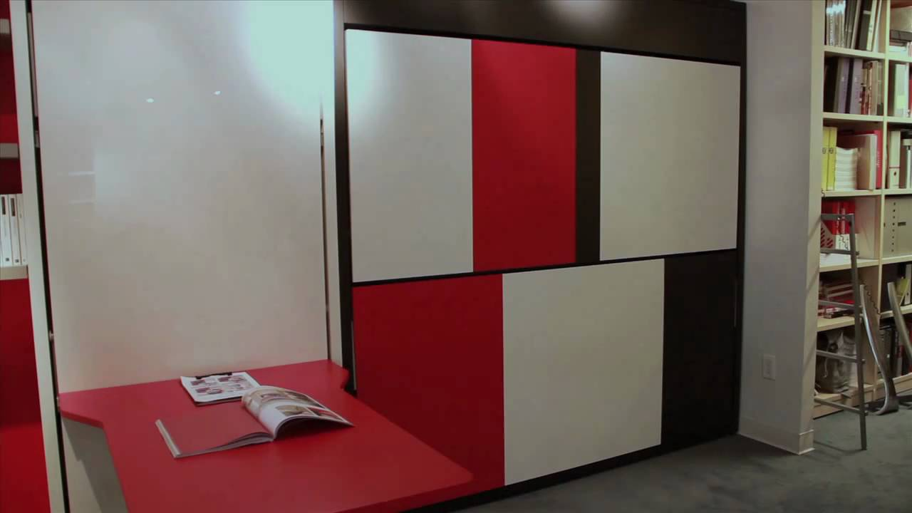 Lollisoft Resource Furniture Wall Bed Systems Youtube