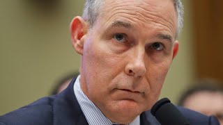 Scott Pruitt appears before the Senate Appropriations Committee