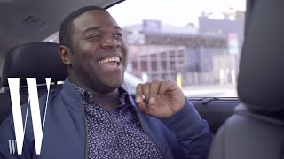Veep's Sam Richardson Wishes Julia Louis-Dreyfus Were Really President | Going Home With