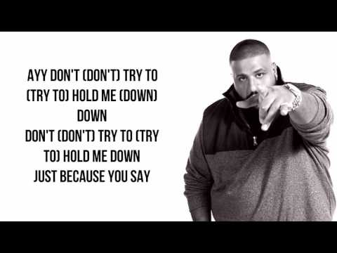DJ Khaled ft. Beyonce, JAY Z - Shining (LYRICS)
