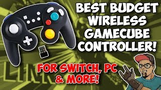 The Best Budget Wireless GameCube Controller For Nintendo Switch, PC & More!