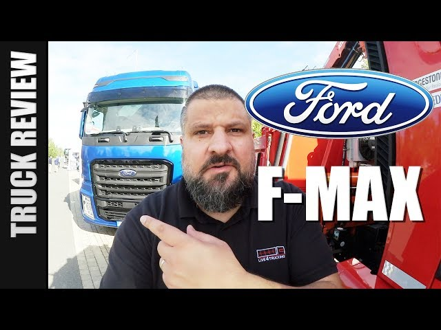 Ford F-MAX - Truck Review (deutsch)