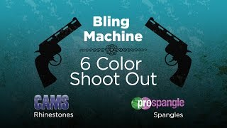 Bling Machine Shootout | CAMS 1V 6P vs ProSpangle
