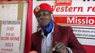OKUNOONYEZA KYAGULANYA AKALULU: E Mbarara batongozza national red command