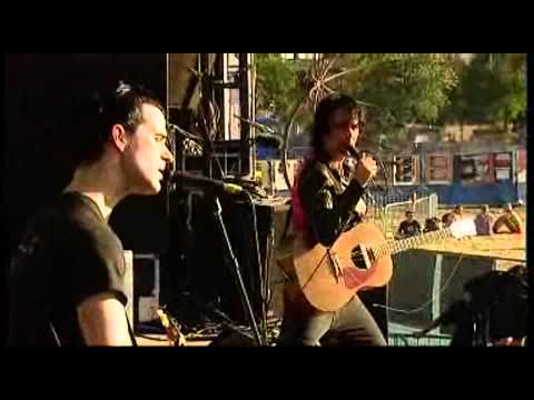 HEAVY TRASH   TAKE MY HAND Live at Dour Festival 2006