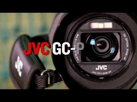 JVC GC-PX100, High-Speed Camcorder