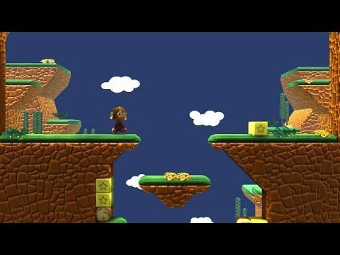 Alex Kidd in Miracle World - (ver. 0.8 latest) - Remake Project - LBP2 - By DizaumBR