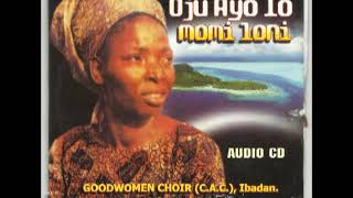 Gambar cover Oju Ayo Lo Momi