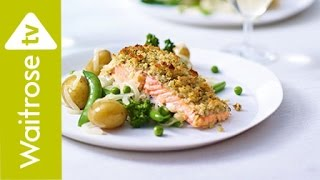 Baked Honey-mustard Salmon | Waitrose