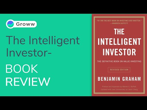 The Intelligent Investor Book Review - The Bible of Investing