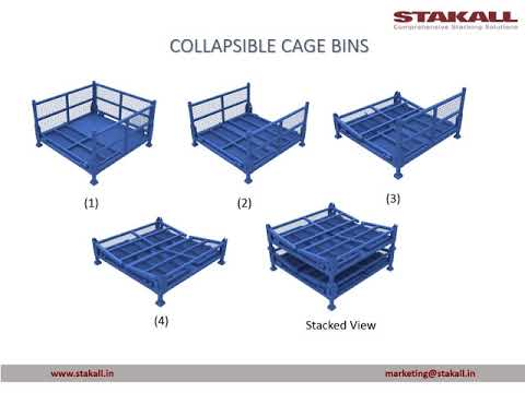 Storage Equipment Manufacturer