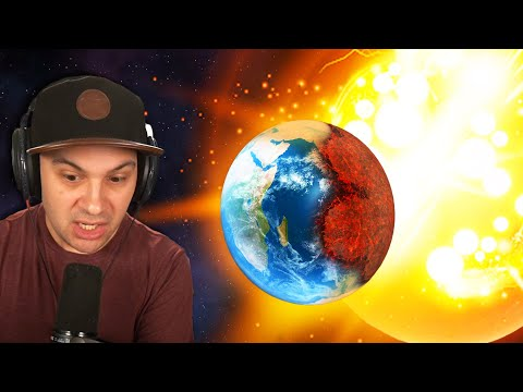 I BLEW UP THE SUN... |