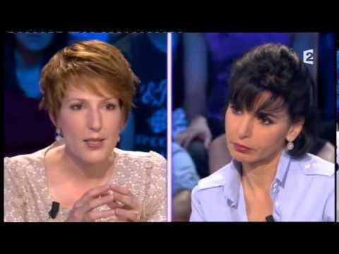 Rachida Dati - On n'est pas couché 12 mai 2012 #ONPC