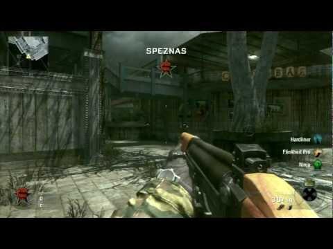 Kinderserien | Black Ops Flawless FFA | Benni, Finax & CoDMosher (Gameplay/Commentary)