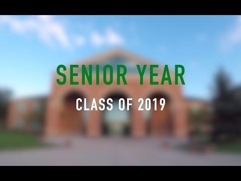 Senior Year Class of 2019 - William Mason High School