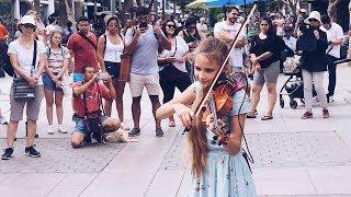 Let It Be - Beatles - Karolina Protsenko - Violin and Piano Cover