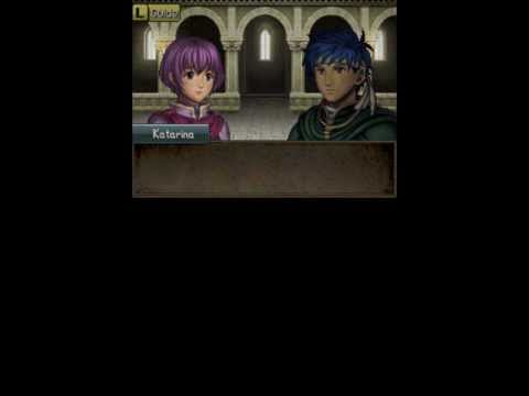 Fe12 Katarina X Avatar M Supports Fan Translation Youtube