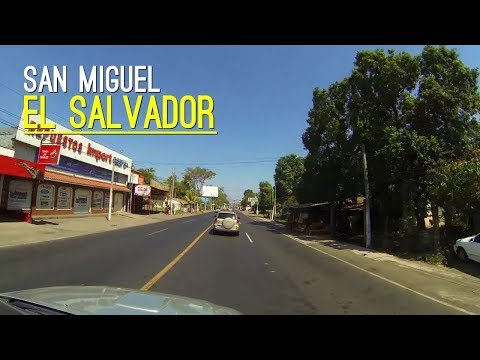 Camino a San Miguel El Salvador Parte 3 Daily youtubero