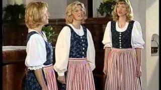 Meraner Dreigesang - Wenn dir auf deinen Lebenswegen (Maria hilf)