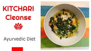 Discovering Kitchari Cleanse Ayurvedic Diet