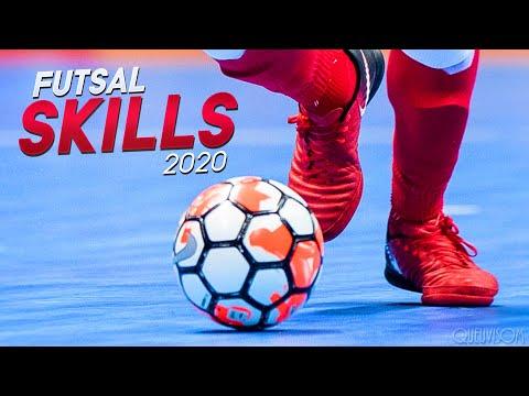 Magic Skills & Goals 2020 ● Futsal #11