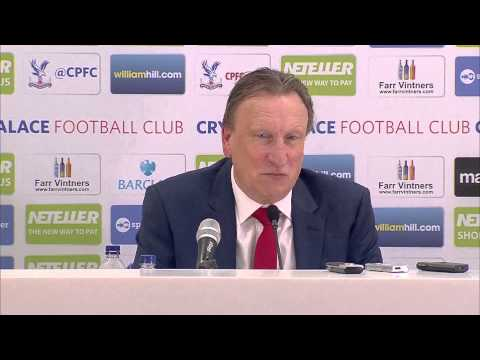 Crystal Palace's Neil Warnock: we could have scored more