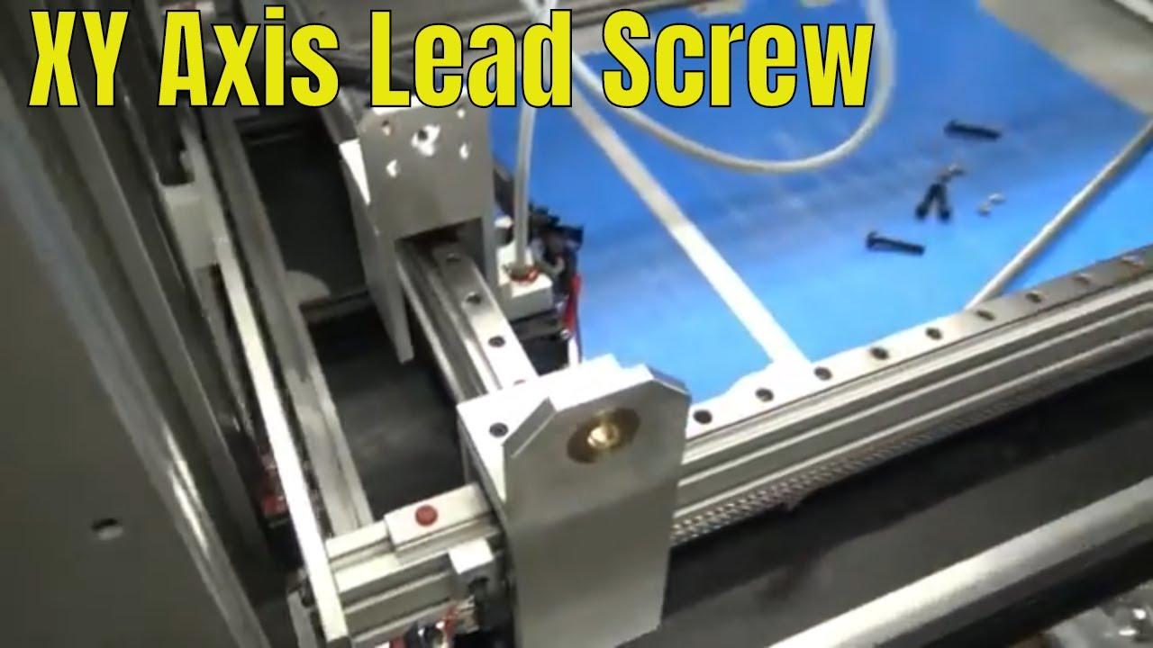 XYZ Axis Lead Screw