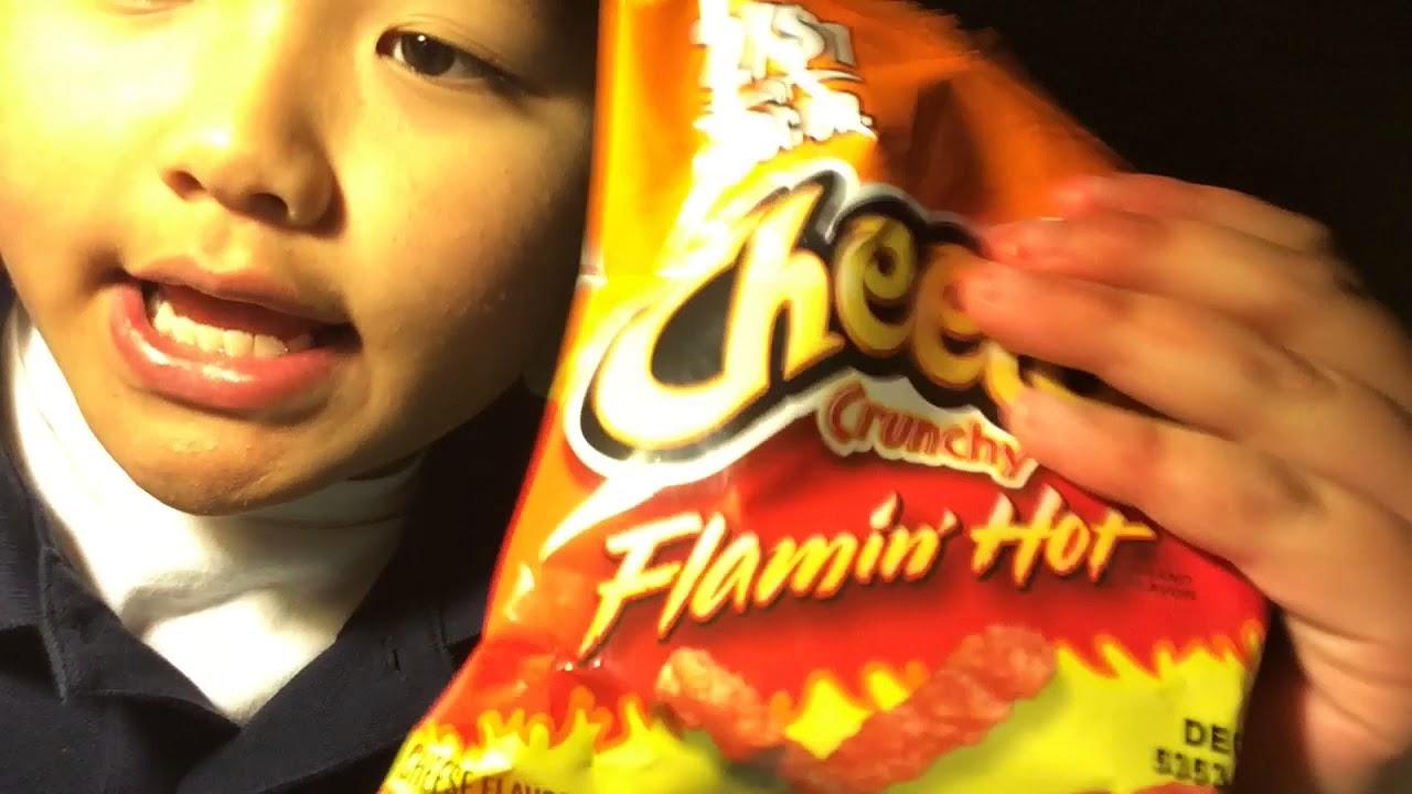My Strange Addiction: Hot Cheetos - YouTube