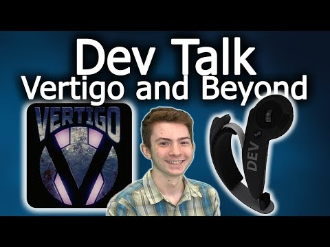 Zach Tsiakalis-Brown(Age 17!) Talks: Vertigo, Knuckle Controllers and Working At Valve