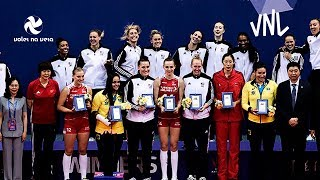 Dream Team Volleyball Nations League - Women