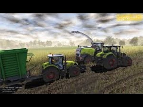 ►Hire Worker.Cattle and Crops 05◄♥Lietuviškai♥► Linelizz Games◄
