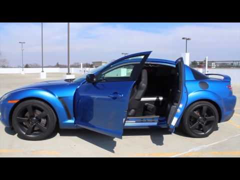 2005 Mazda RX-8 Walkaround And Test Drive